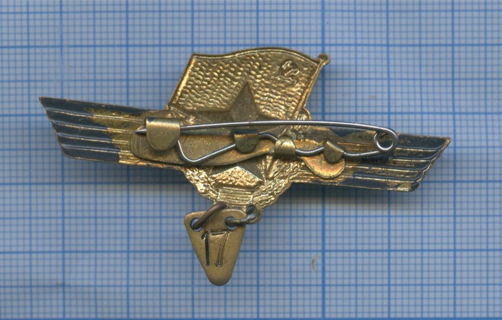 Знак «Сверхсрочная служба всухопутных войсках» (СССР)
