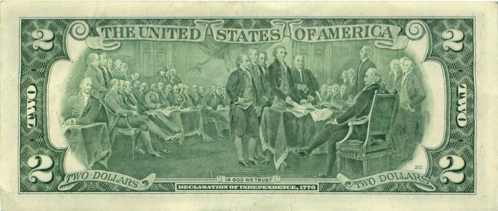 2 доллара 2009 года (США)