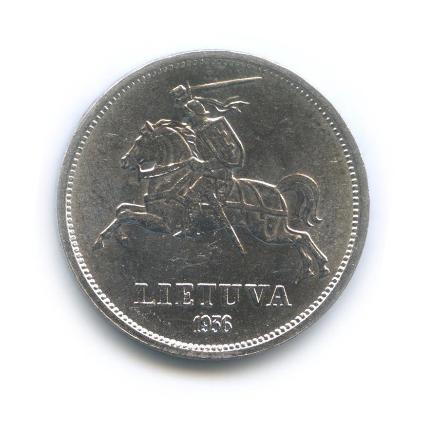 5 лит 1936 года (Литва)