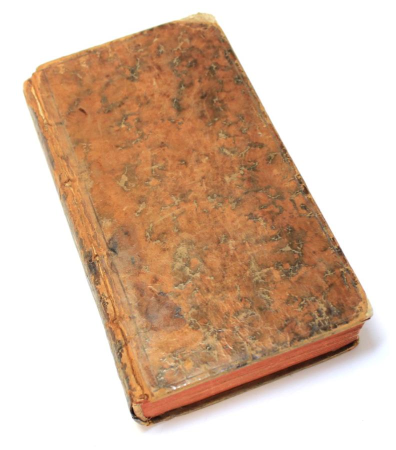 Книга «Oeuvres de P. Corneille», том V, Париж, 381 стр 1758 года (Франция)
