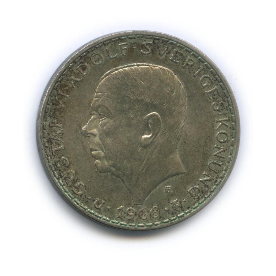 5 крон — 100 лет Конституционной реформе 1966 года (Швеция)