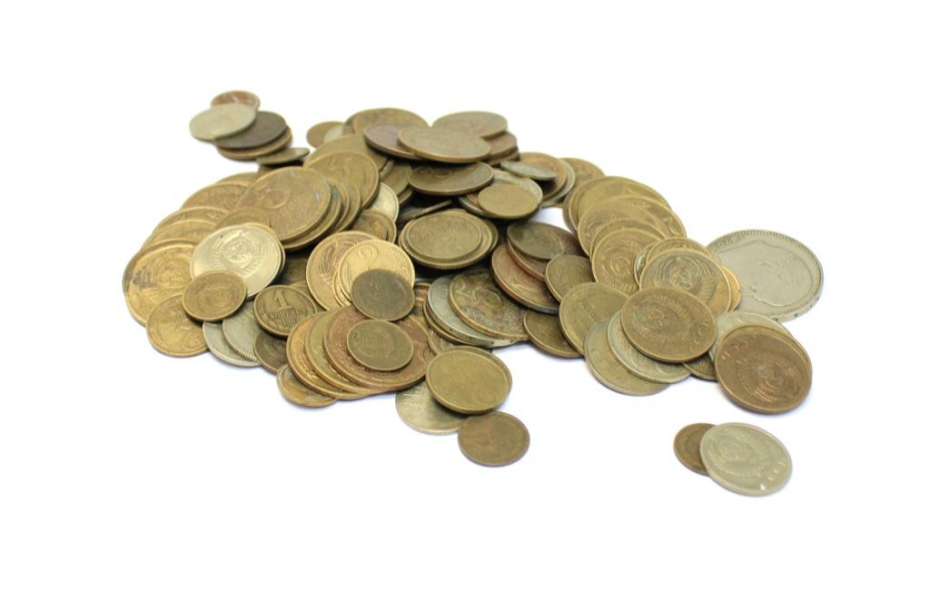 Набор монет СССР (150 шт.) (СССР)