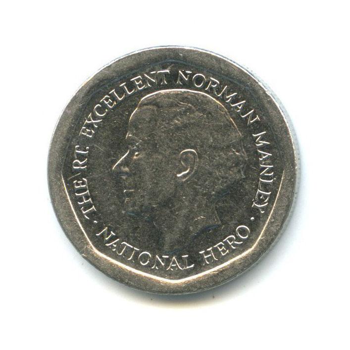 5 долларов 1994 года (Ямайка)