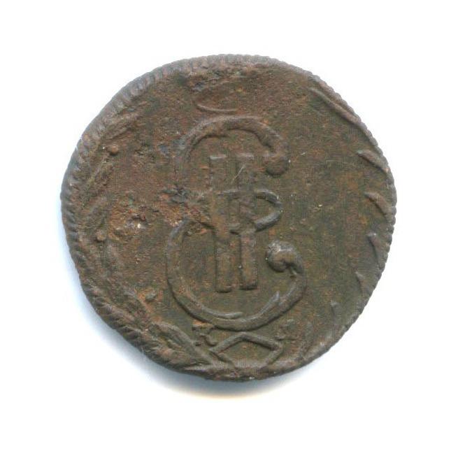 Денга (1/2 копейки) 1770 года КМ (Российская Империя)