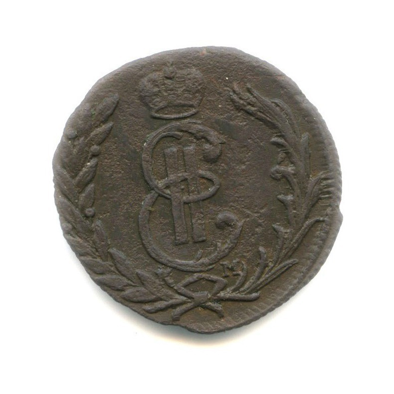 1 копейка 1774 года КМ (Российская Империя)