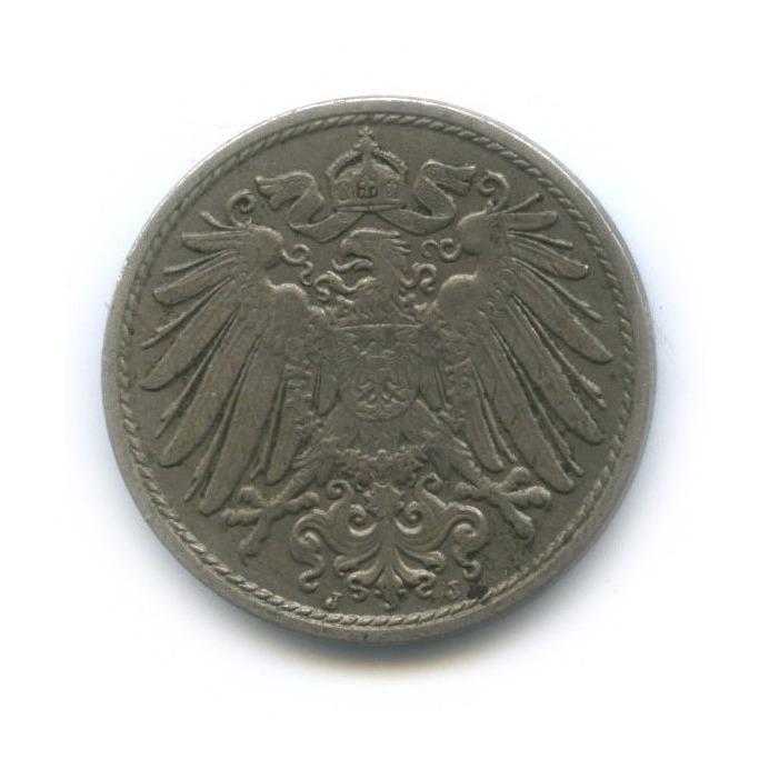 10 пфеннигов 1914 года J (Германия)