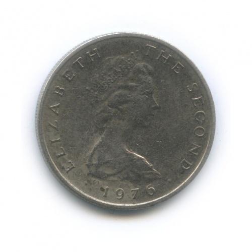 5 пенсов, Остров Мэн 1976 года