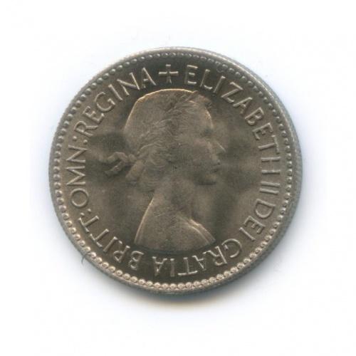 6 пенсов 1953 года (Великобритания)