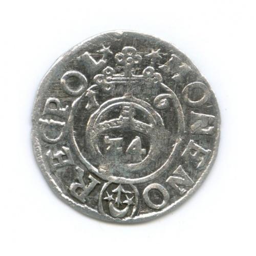 Полторак (3 полугроша) - Сигизмунд III, Речь Посполитая 1616 года