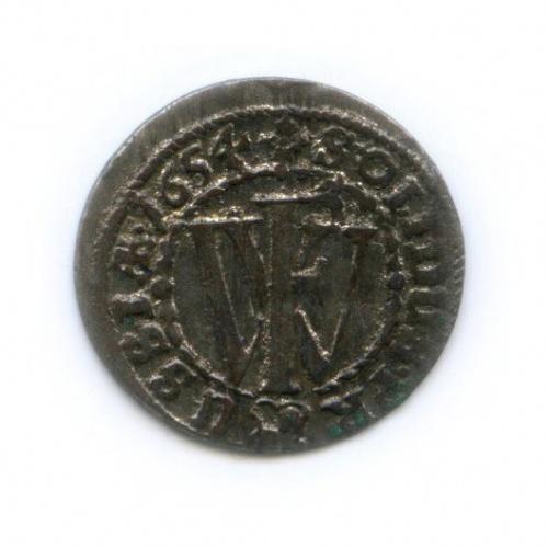 Солид - Фридрих Вильгельм, Пруссия 1654 года