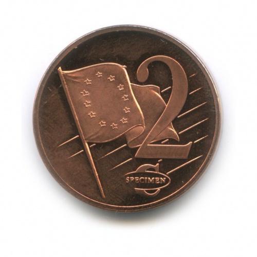 2 евроцентов (пробные) 2003 года (Венгрия)
