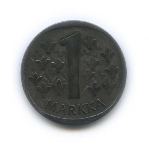 1 марка 1966 года (Финляндия)