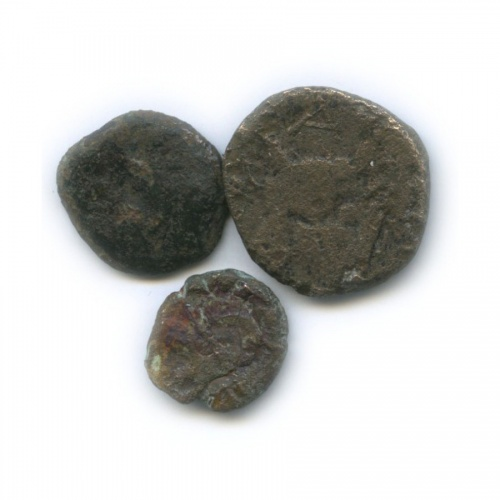 Набор монет - Пантикапей (275-220 гг. до н. э.)