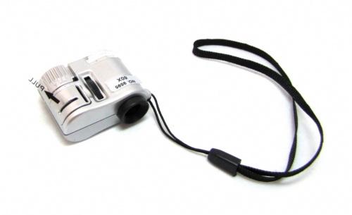 Микроскоп 60Х LED UVMICROSCOPE (вчехле)
