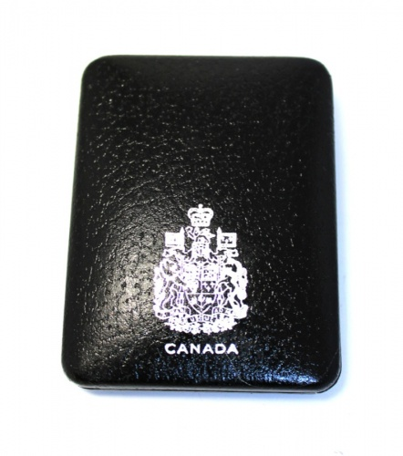 Футляр для монеты (диаметр монеты 3,5 см) (Канада)