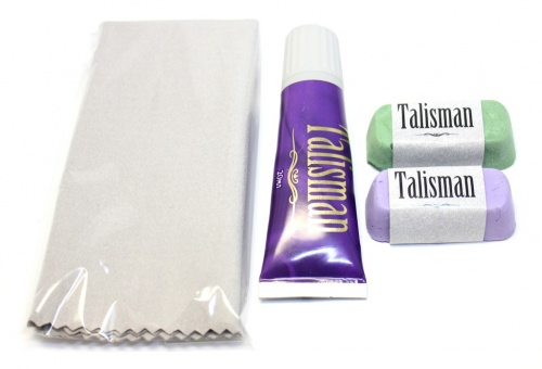 Набор для полировки ювелирных изделий «Talisman» (20 мл) (Россия)