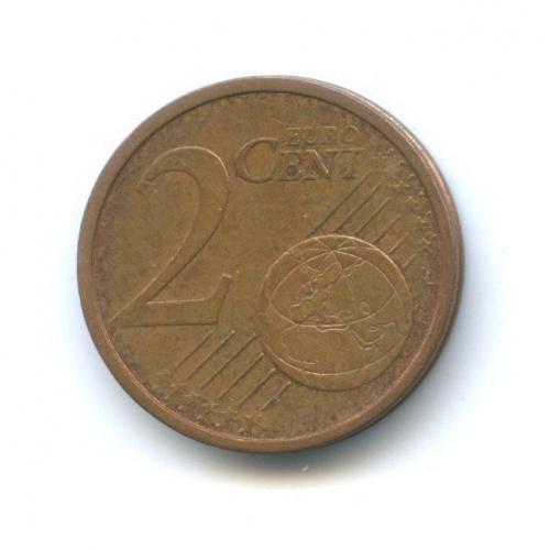 2 цента 2007 года F (Германия)