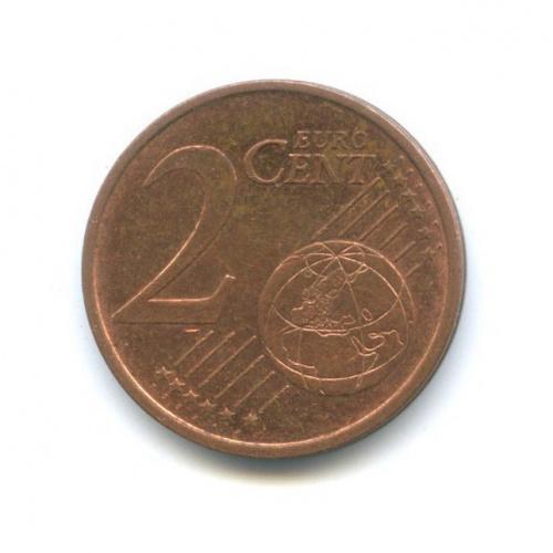 2 цента 2007 года (Испания)