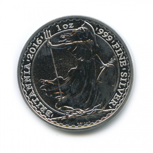 2 фунта - Символ Британии 2016 года (Великобритания)