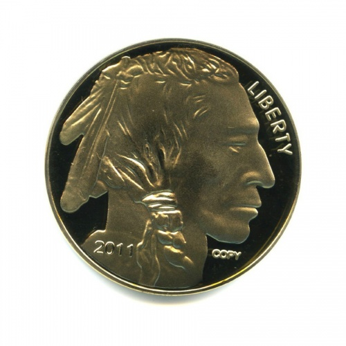 Жетон «50 долларов 2011, США»