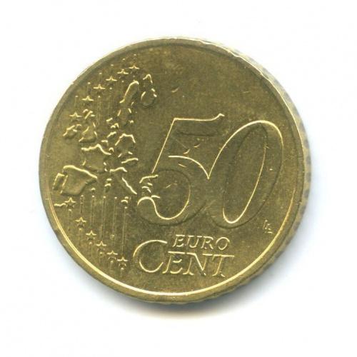 50 центов 2004 года A (Германия)