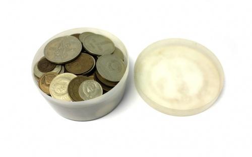 Набор монет СССР (200 шт., вбанке) (СССР)
