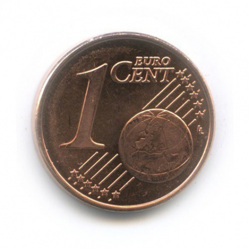 1 цент 2004 года (Финляндия)