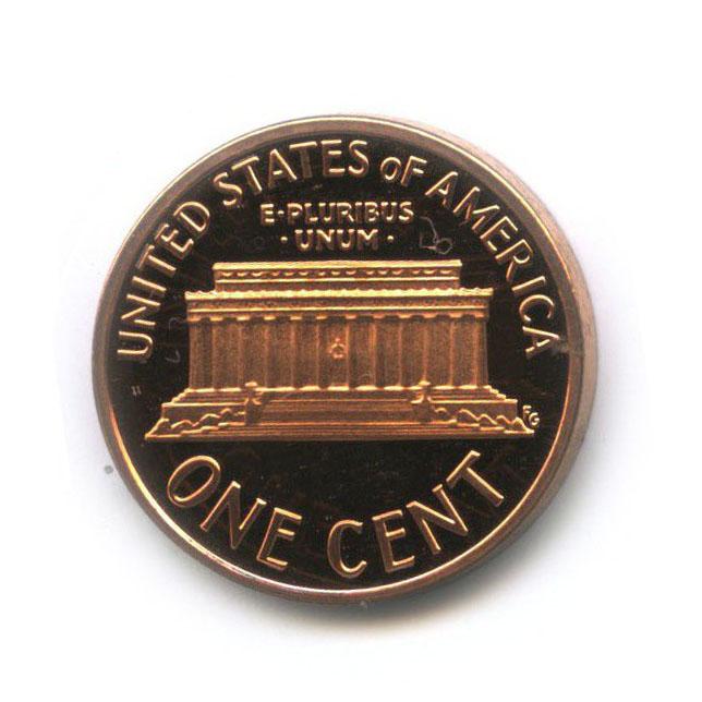 1 цент 1990 года S (США)