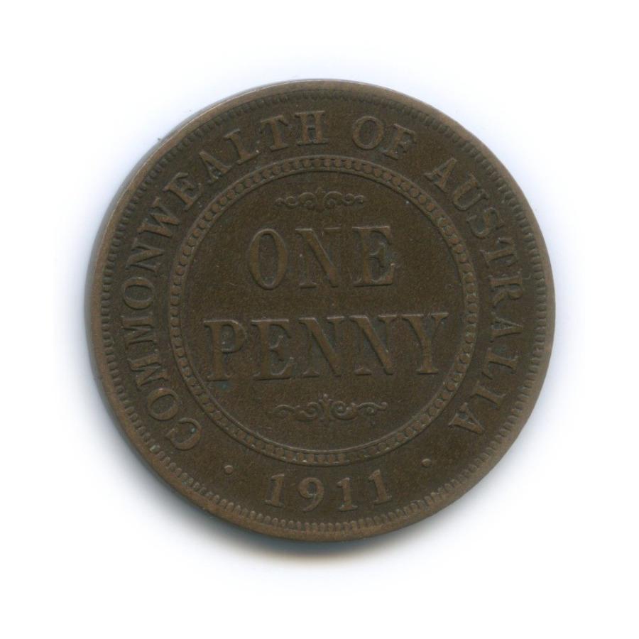 1 пенни 1911 года (Австралия)