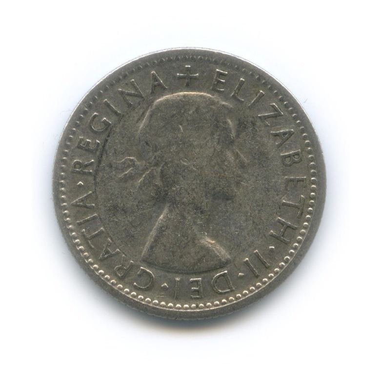 1 шиллинг 1953 года (Австралия)