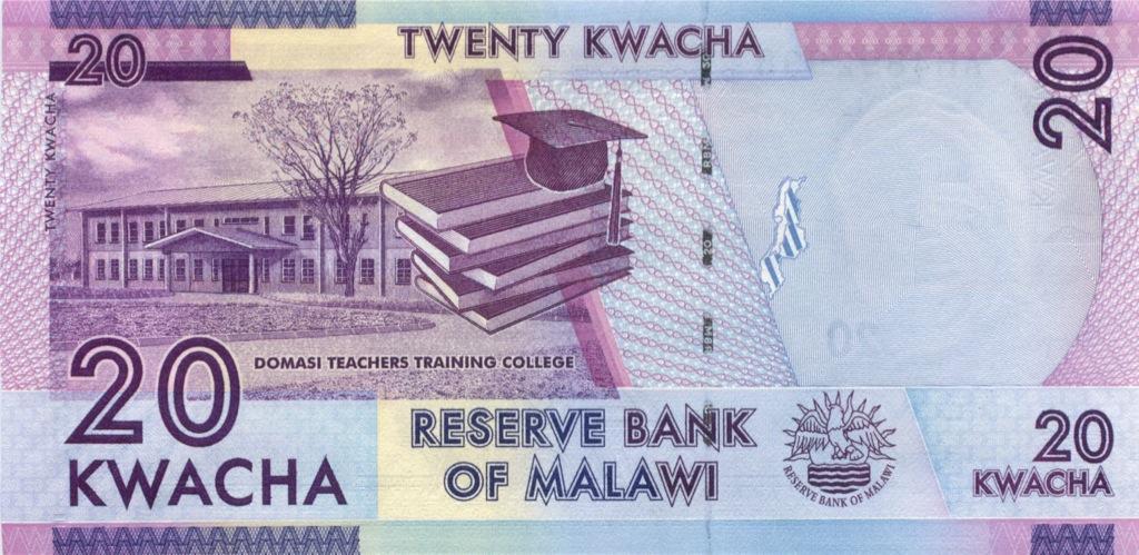 20 квача, Малави 2012 года