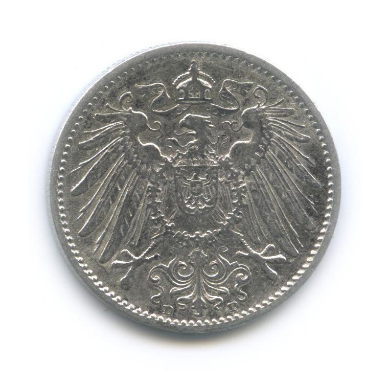 1 марка 1893 года D (Германия)