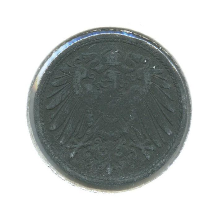 10 пфеннигов (вхолдере) 1917 года (Германия)