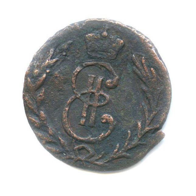 Денга (1/2 копейки) 1778 года КМ (Российская Империя)