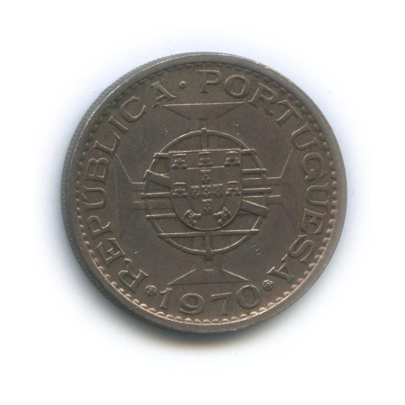 5 эскудо (Португальский Тимор) 1970 года (Португалия)
