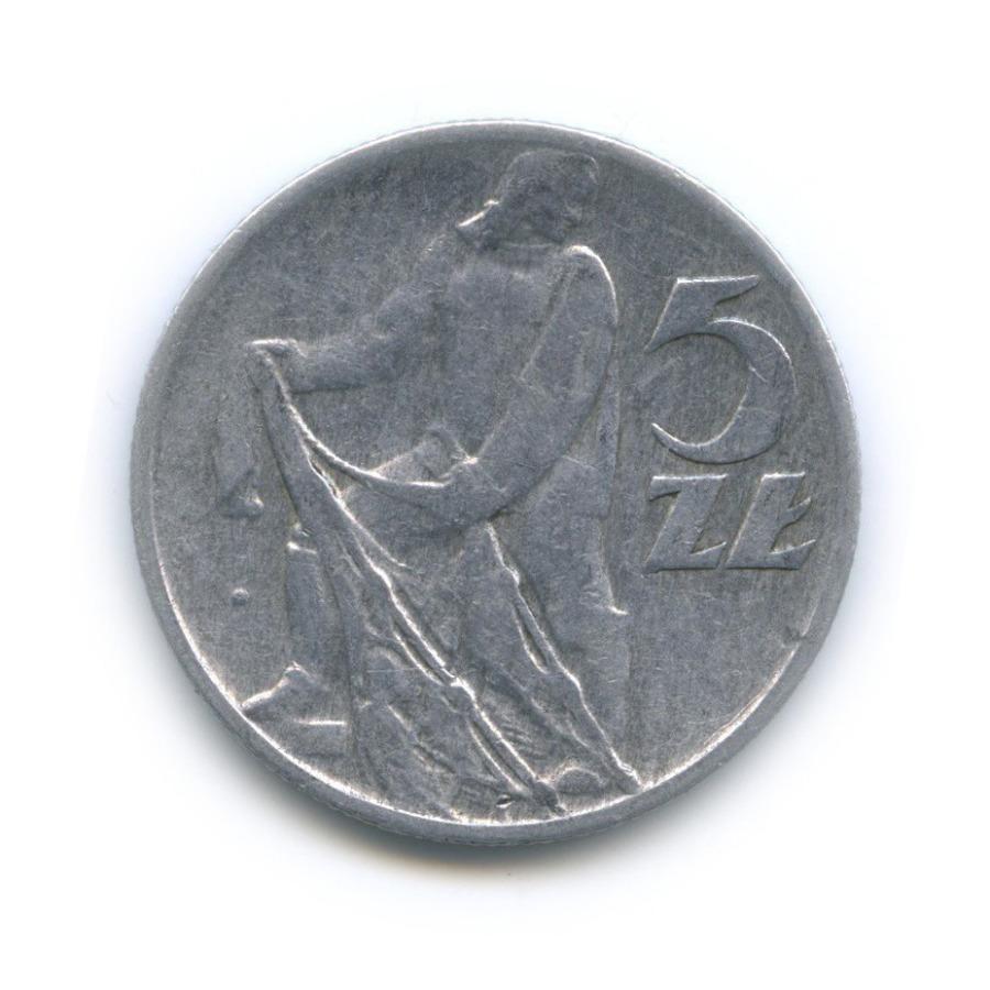 5 злотых 1959 года (Польша)