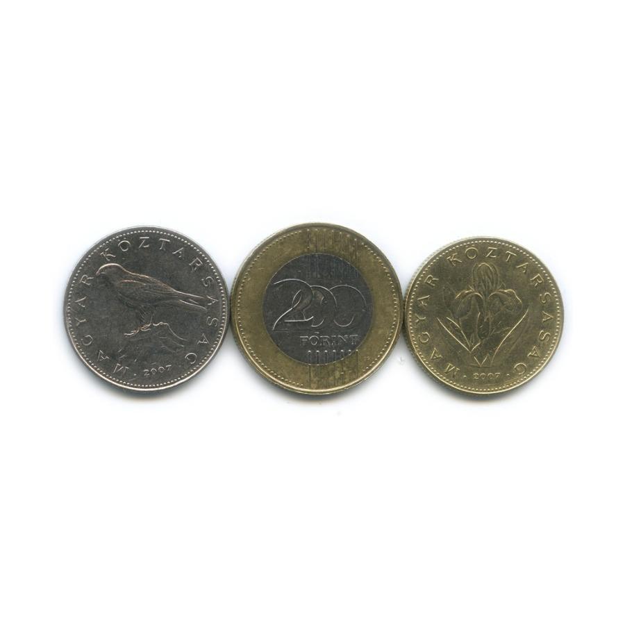 Набор монет 2007, 2009 (Венгрия)