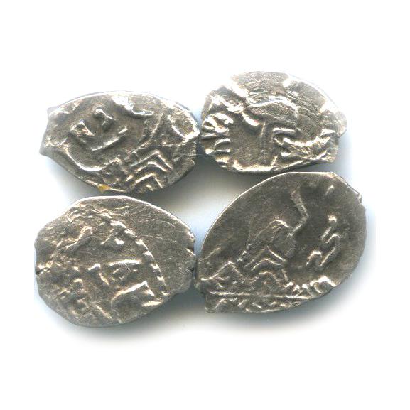 Набор монет, Петр I