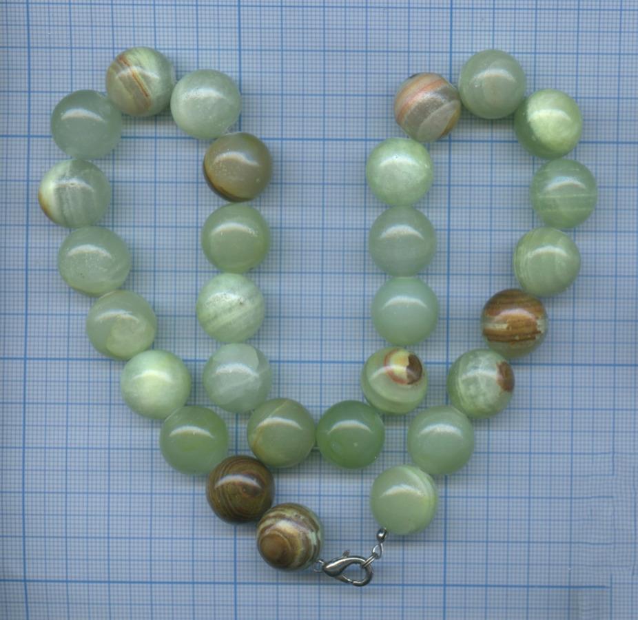 Бусы (натуральный камень, 47 см)