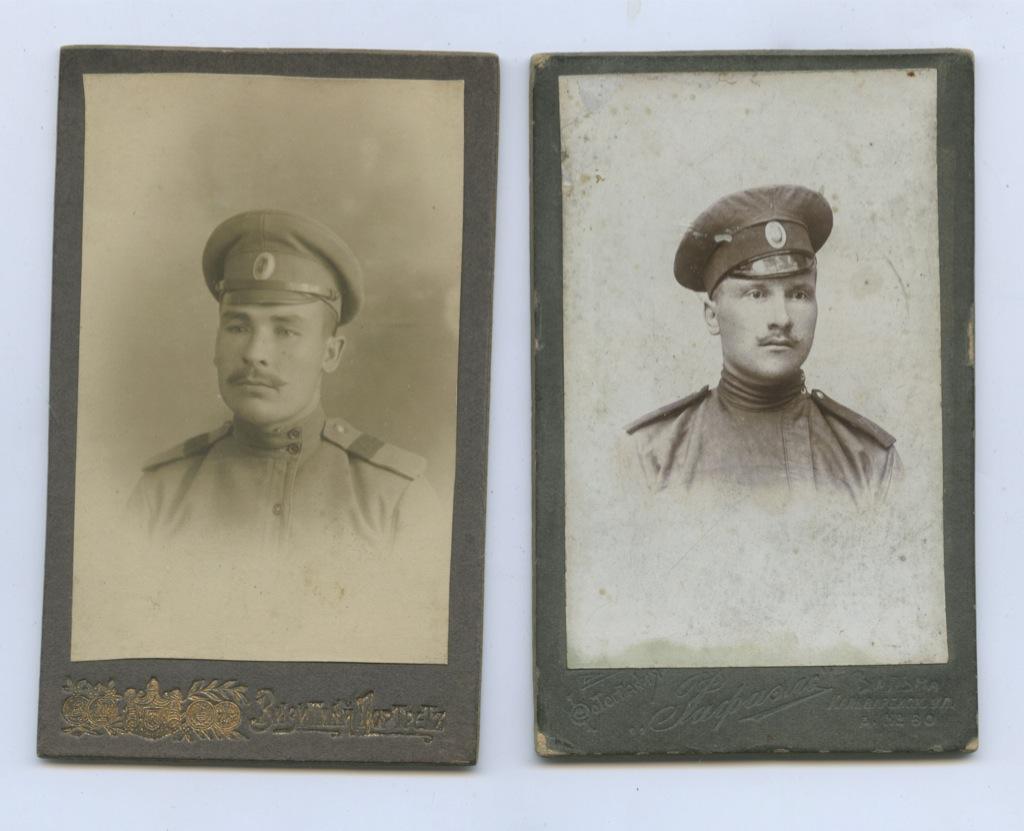 Набор фотокарточек (до 1917 г.) (Российская Империя)