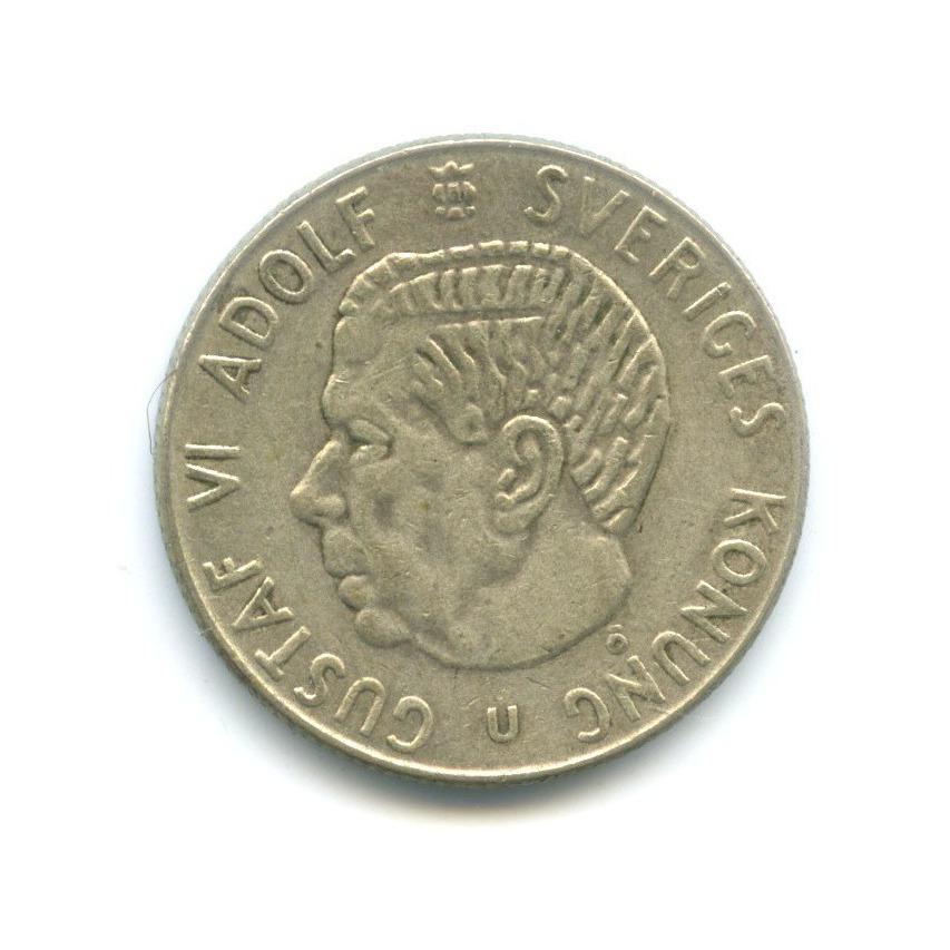 1 крона 1962 года (Швеция)