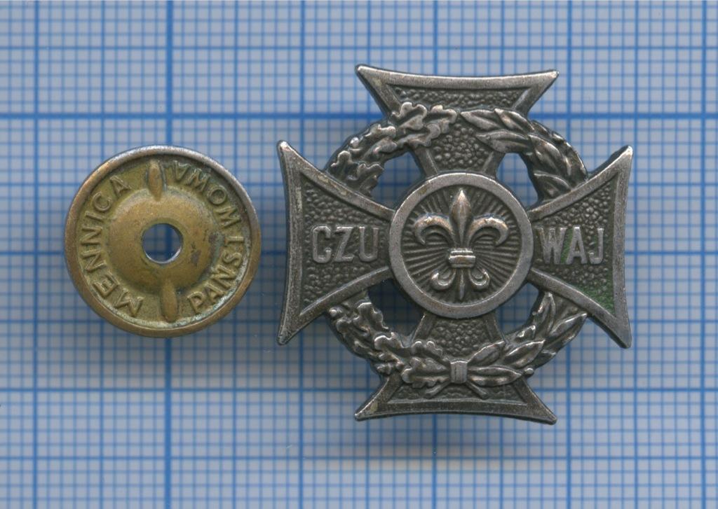 Знак «CZU WAJ» (Польша)