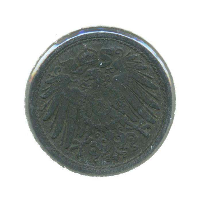 10 пфеннигов (вхолдере) 1920 года (Германия)