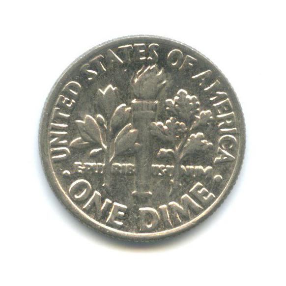10 центов (дайм) 1984 года P (США)