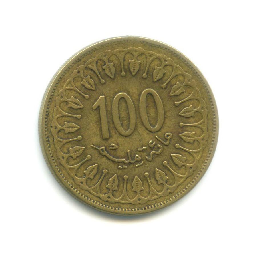 100 миллимов 2008 года (Тунис)