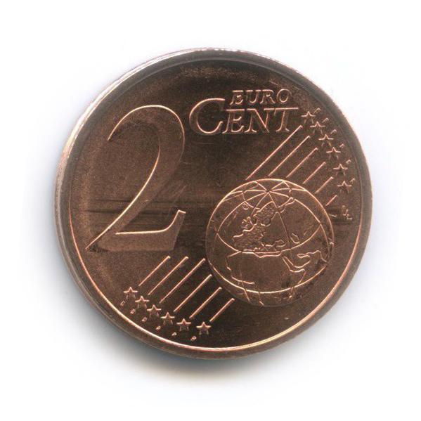 2 цента 2004 года (Финляндия)