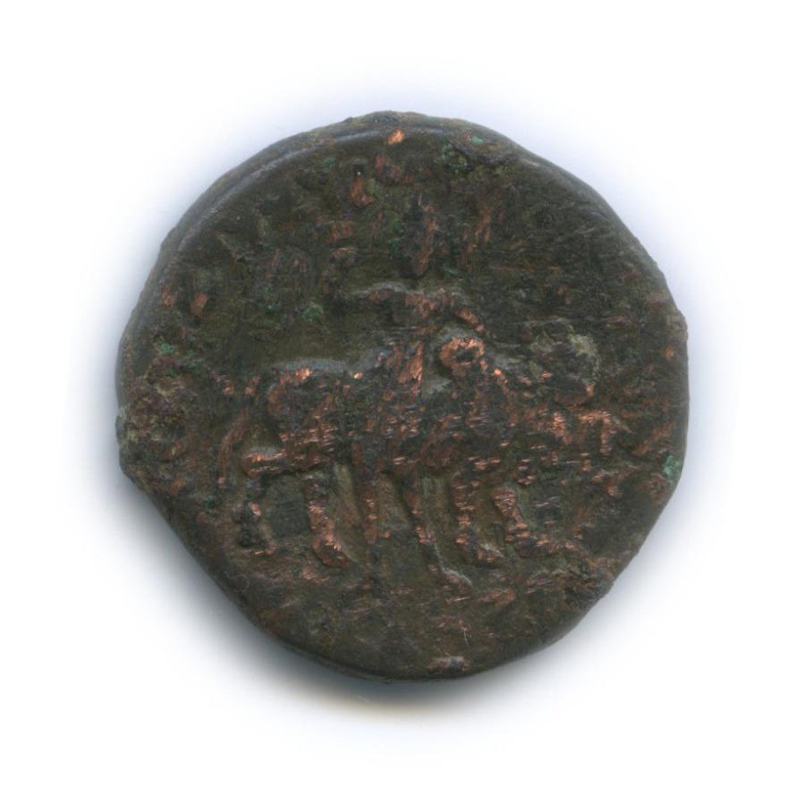 АЕтетрадрахма - Вима Кадфиз, Кушанское царство