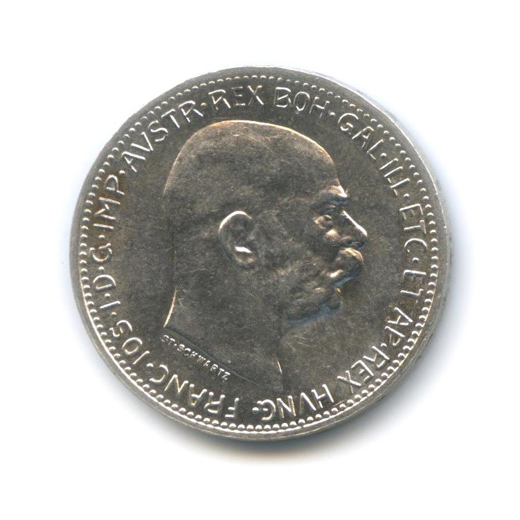 1 крона - Франц Иосиф I, Австро-Венгрия 1914 года (Австрия)