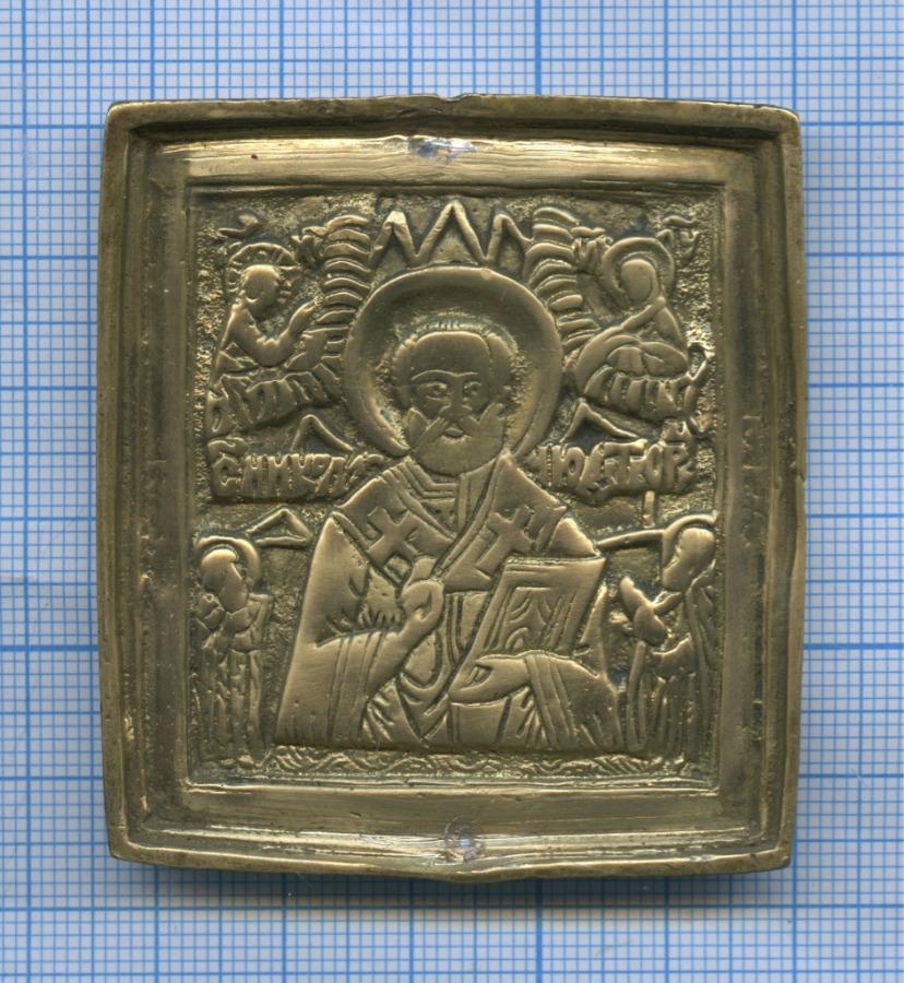 Иконка Николая Чудотворца (Угодника)