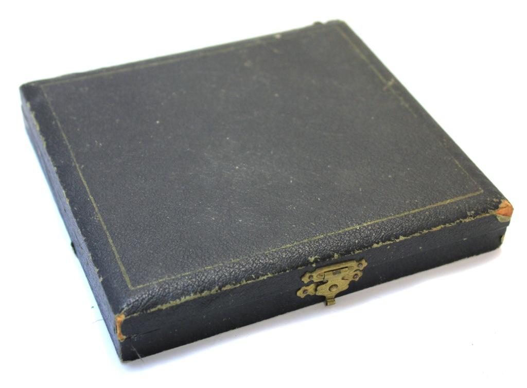 Набор чайных ложек «JT & Co» (6 шт, вкейсе) 1930 года (Великобритания)